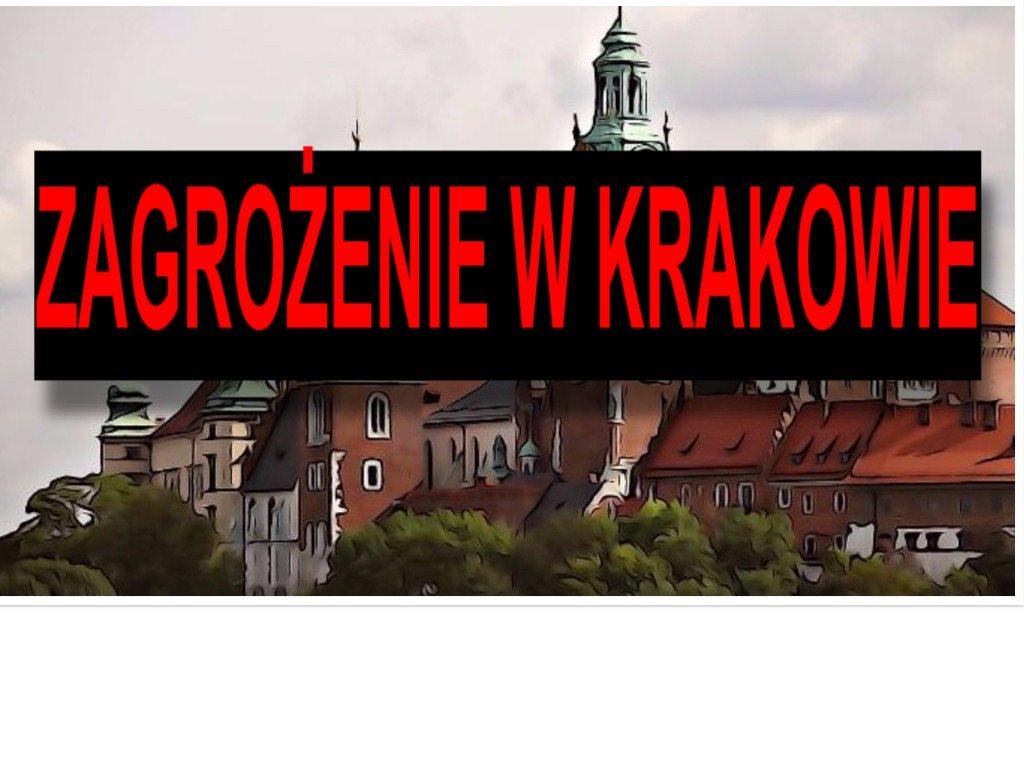 Tragiczna sytuacja w Krakowie. Władze zdecydowały się rozdać 5 tys...