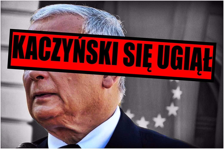 Opozycja nie wierzy, Kaczyński się ugiął! PiS odpuszcza sztandarowy projekt
