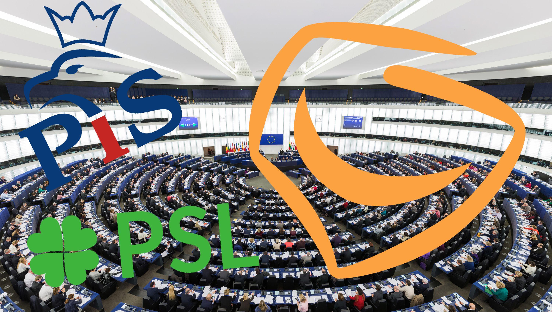 Szok! Ci posłowie z Polski głosowali za rezolucją