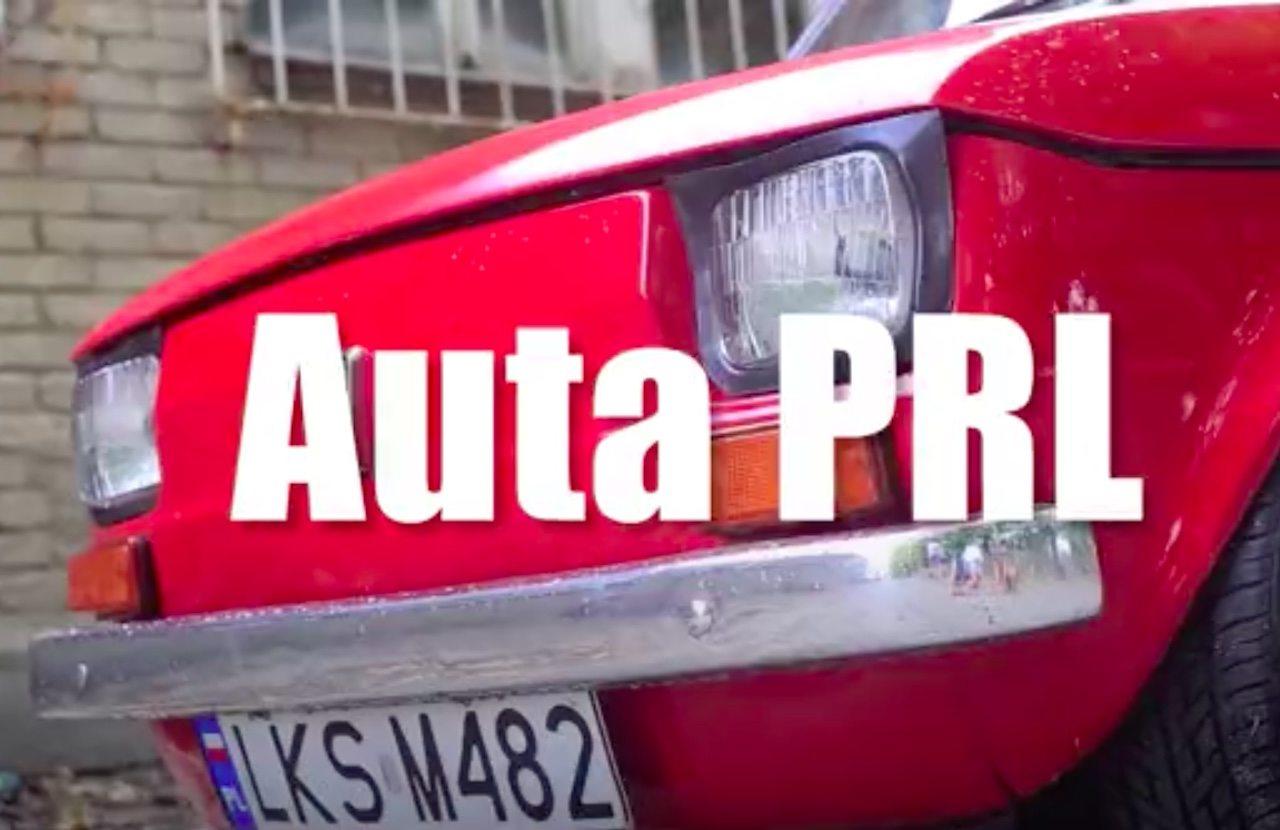 Gratka dla fanów motoryzacji. Tymi autami poruszali się Polacy w czasach PRL (video)