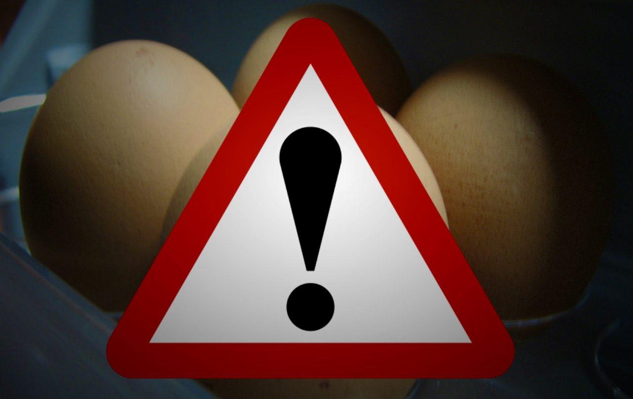 Przerażające ostrzeżenie ekspertów. Jaja trzymane na drzwiach lodówki mogą ZABIĆ
