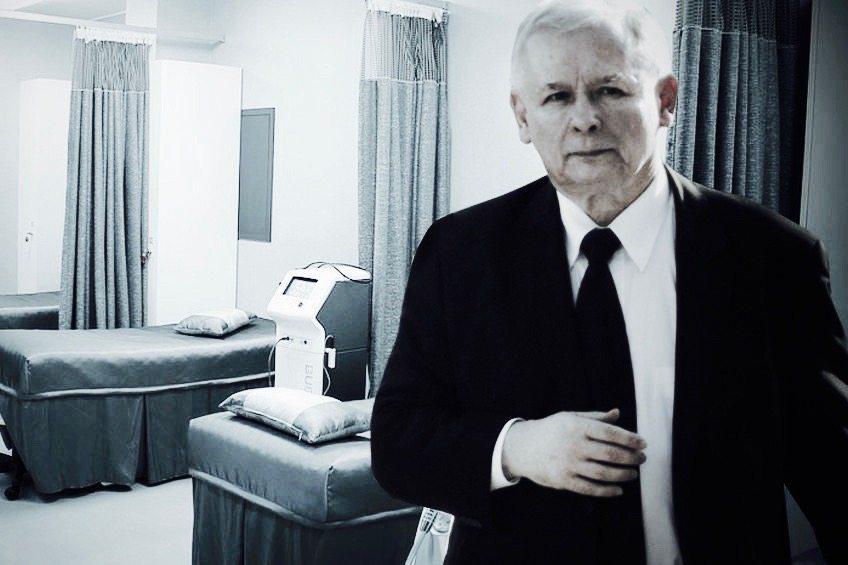 Nie będzie premierem! Paskudne informacje o zdrowiu Kaczyńskiego wyszły na jaw