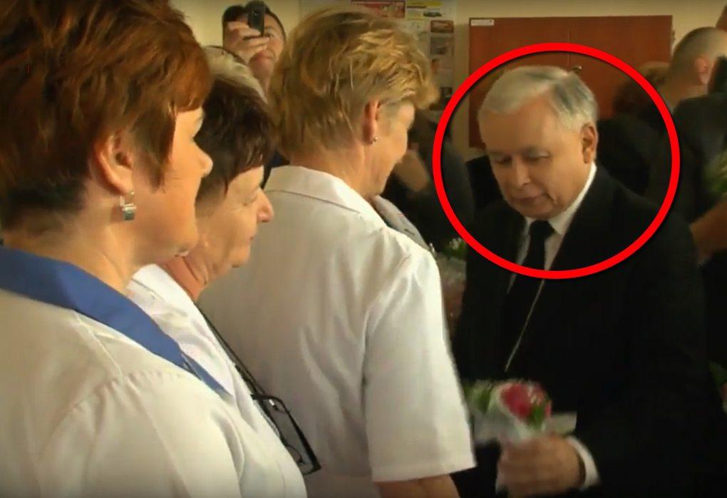 Z Kaczyńskim jest gorzej niż myślano. Słania się na nogach, nie był w stanie nawet...