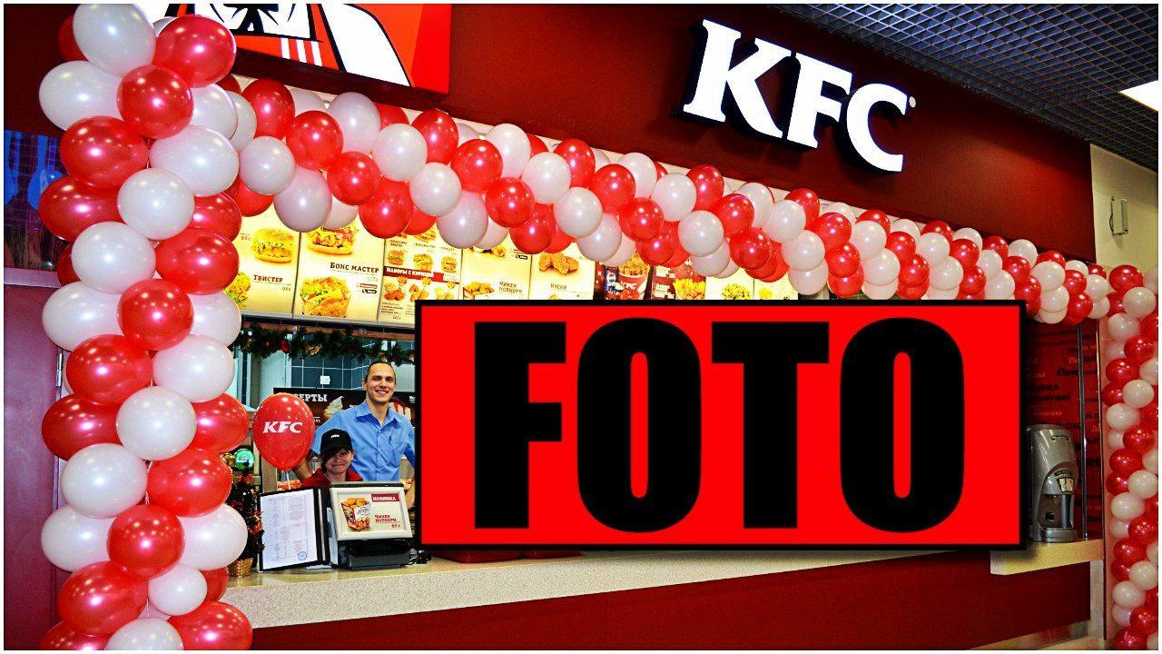 Uwaga! Niebezpieczne przedmioty w jedzeniu z polskiego KFC