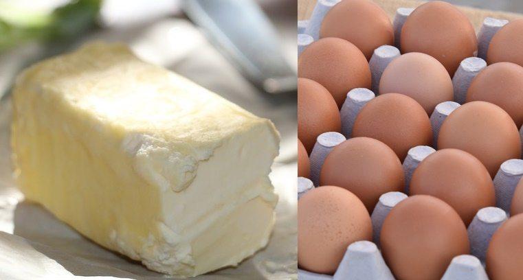 Najpierw masło, potem jajka. Odkrywamy, co będzie następne