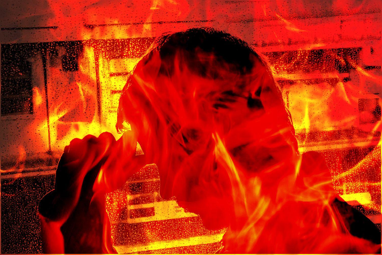 Ogromna eksplozja w Mazowieckim! Krew, kłęby dymu i piski spalonych