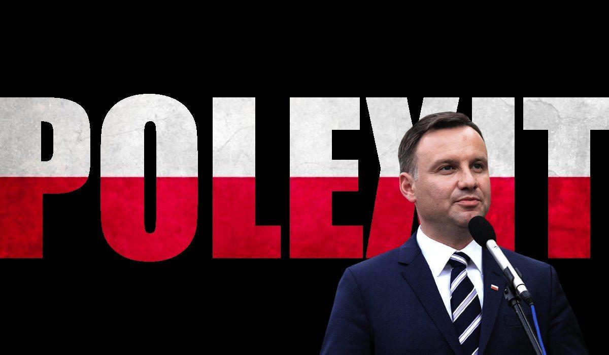 Duda ZDECYDOWAŁ ws. wyjścia Polski z UE! Cały kontynent sparaliżowany