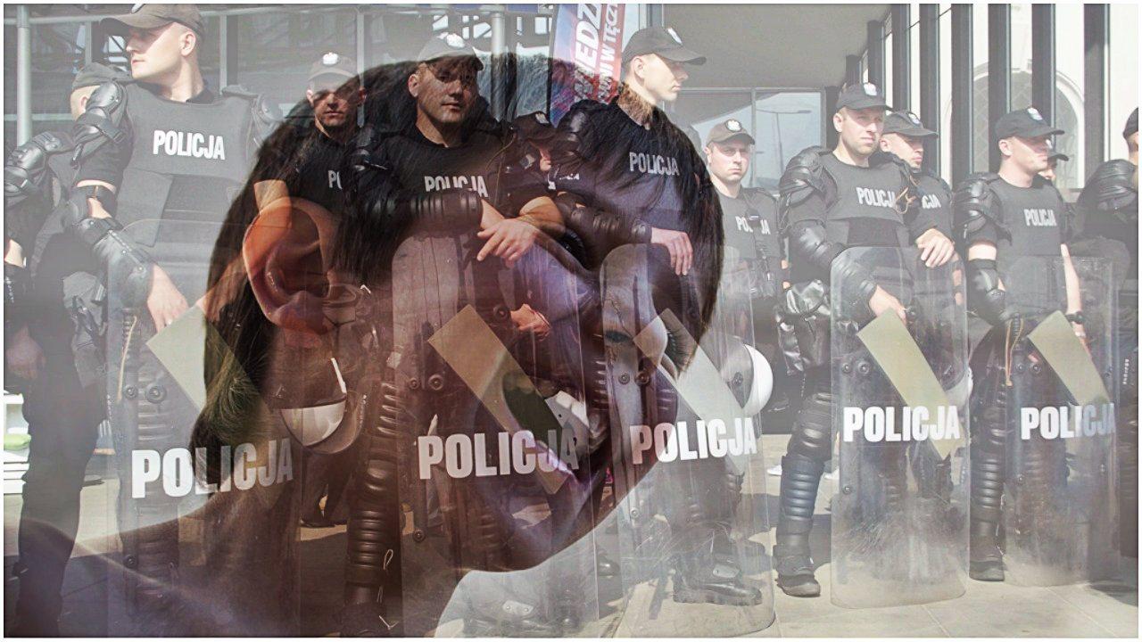 Kompromitacja polskiej policji. Ujawniono protokół zatrzymania z 11 listopada
