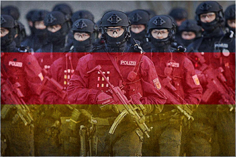 Służby SZALEJĄ w Niemczech! Zaczął się świąteczny terror