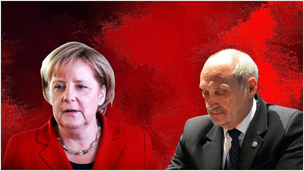 Macierewicz zdecydował. To koniec dobrych relacji Polski z Niemcami?