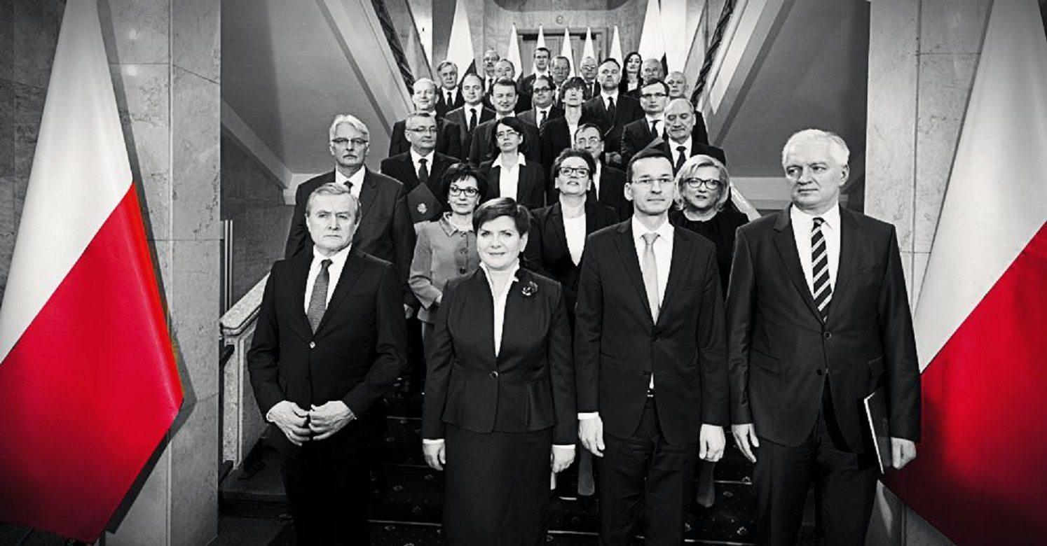 """Polska zamarła. Ten minister jest """"Handlarzem Strachu"""""""