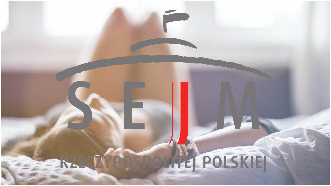 Sejm to gniazdo ostrego seksu, romansów i zdrad małżeńskich