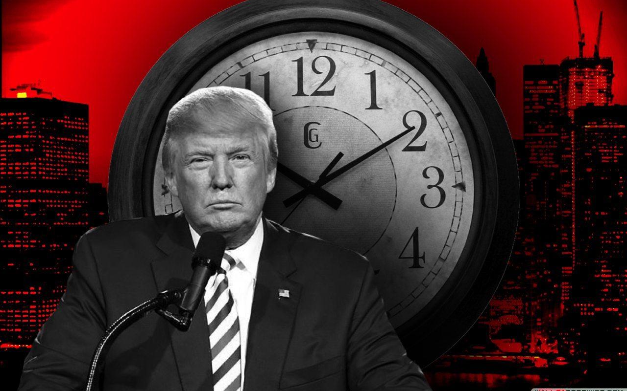Czas w Stanach się zatrzymał. Pentagon zażądał DYMISJI Trumpa!