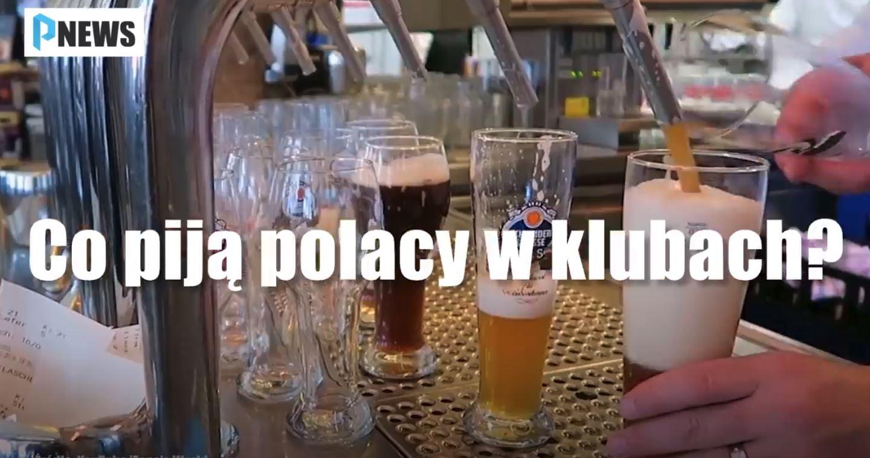 Piwo, wino, czy jednak wódka? Ten alkohol Polacy wybierają najchętniej (video)