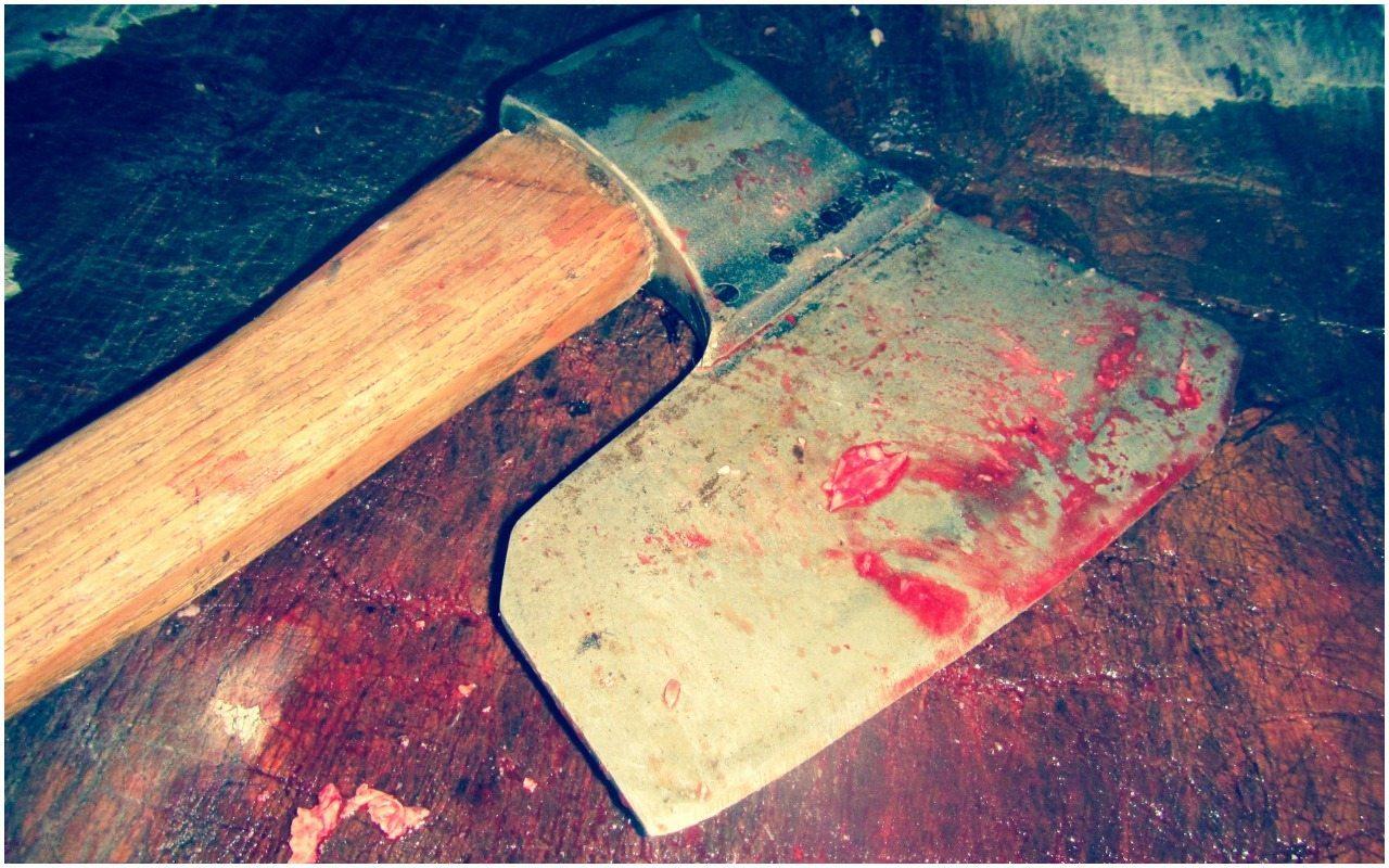 Bestia zabiła 10-latkę siekierą. Rąbał tak, by krew pryskała mu na twarz