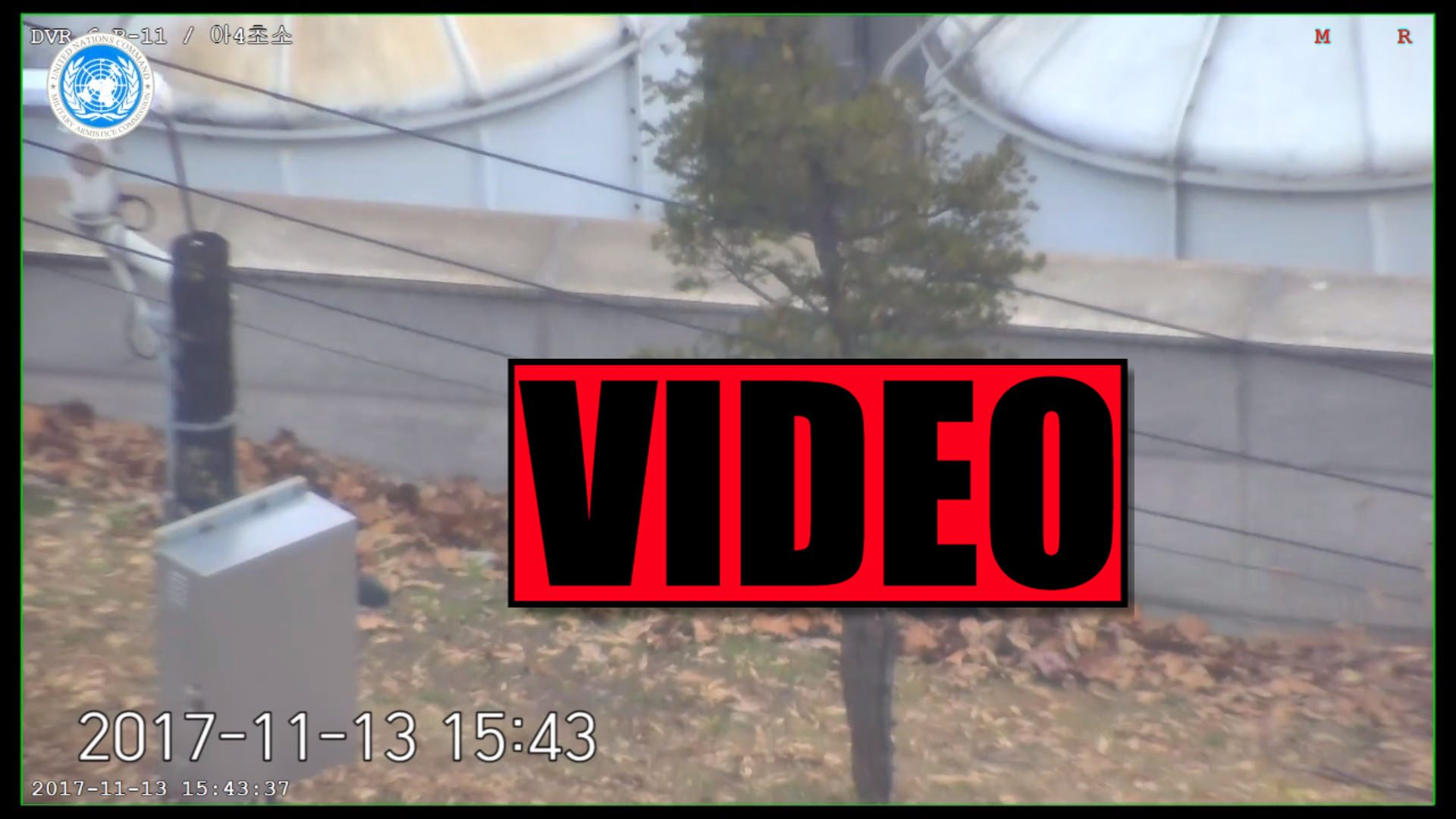 Żołnierz ucieka z Korei Północnej. ONZ publikuje brutalne nagranie.