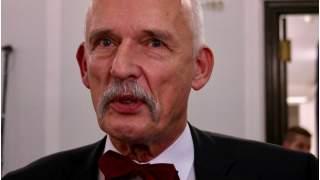 Korwin-Mikke: Putin w ogóle usunąłby bolszewizm,  gdyby nie to, że...
