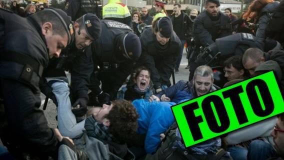 Specjalne jednostki policji ruszyły tłumić protesty. Tylko czy tak to powinno wyglądać?