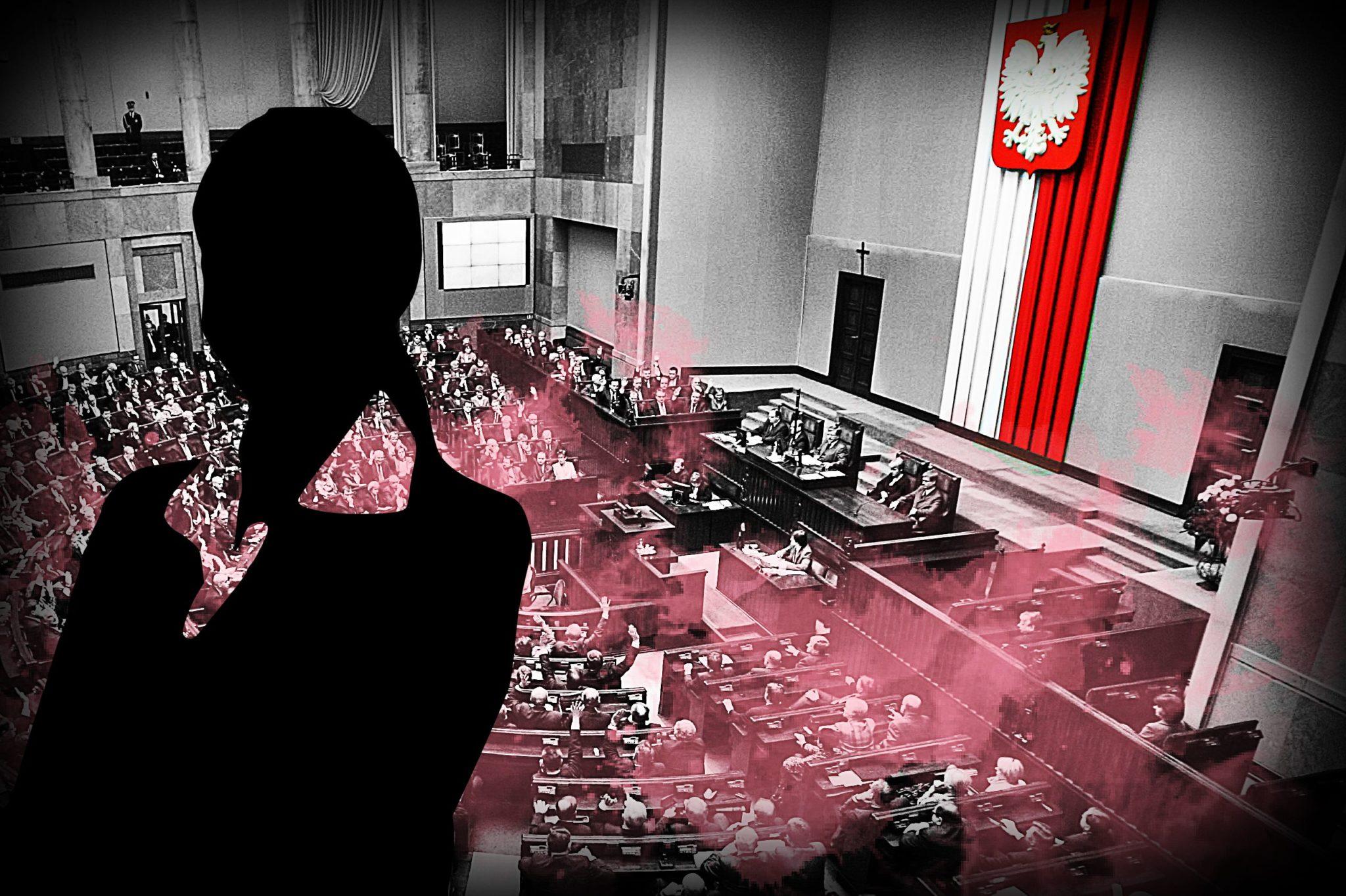 Polskę zszokowało! Polityk ujawniła seksualne orgie i gwałty w partii