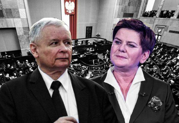 To dlatego Szydło wylatuje z rządu! Kaczyński nie mógł znieść, że...
