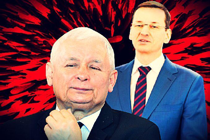 Morawiecki to RODZINA Kaczyńskiego!