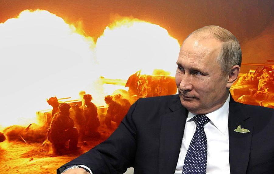 Rosja oficjalnie ogłosiła, że przygotowuje się do NOWEJ WOJNY!
