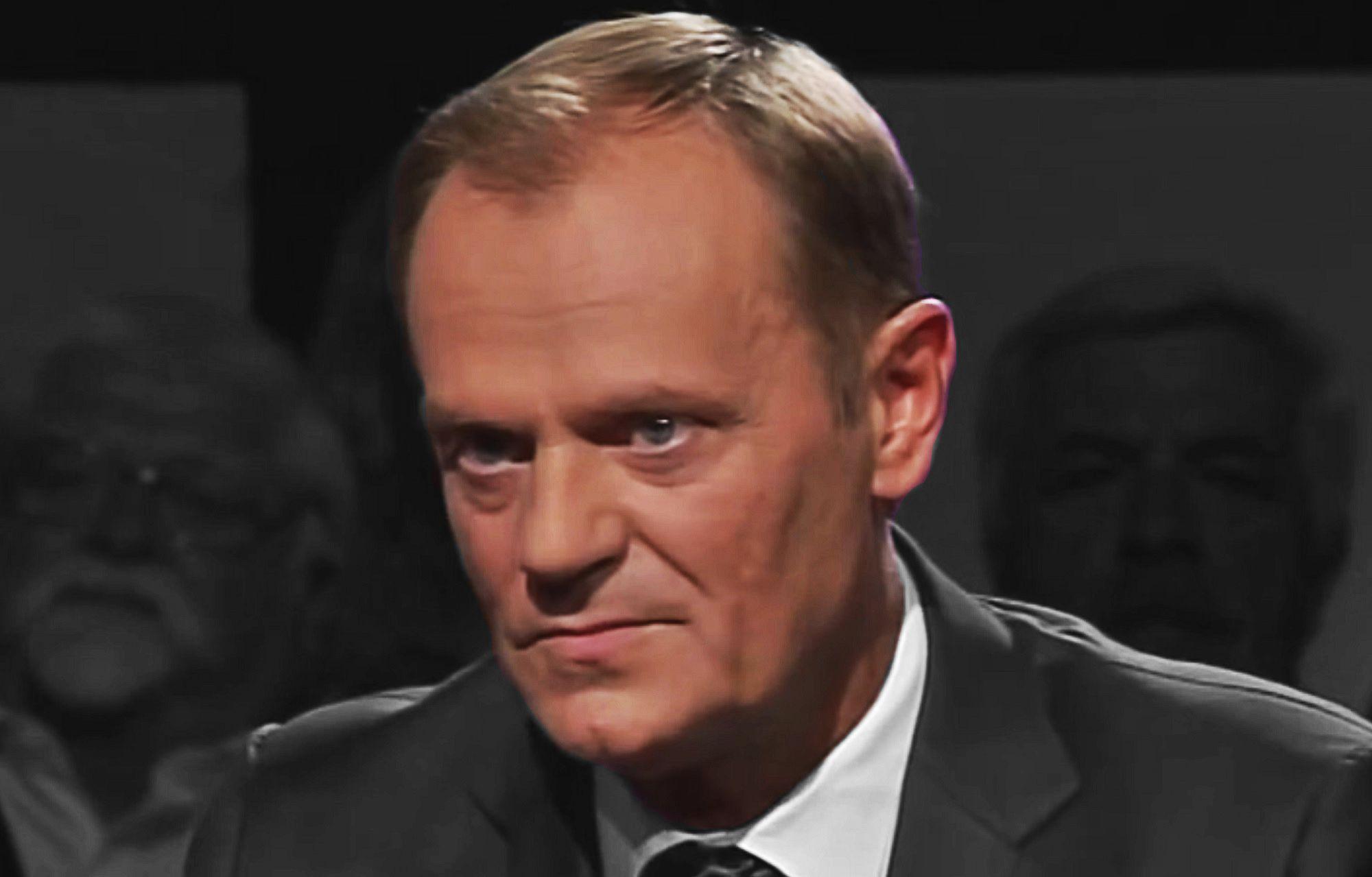 Tak mocno Tusk się jeszcze nie wypowiadał. Ma powód