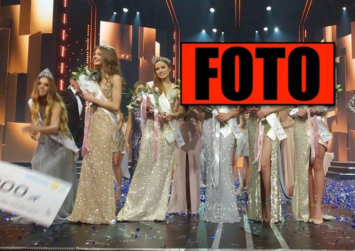 Przepiękna i inteligentna studentka Miss Polski. Co za oczy!
