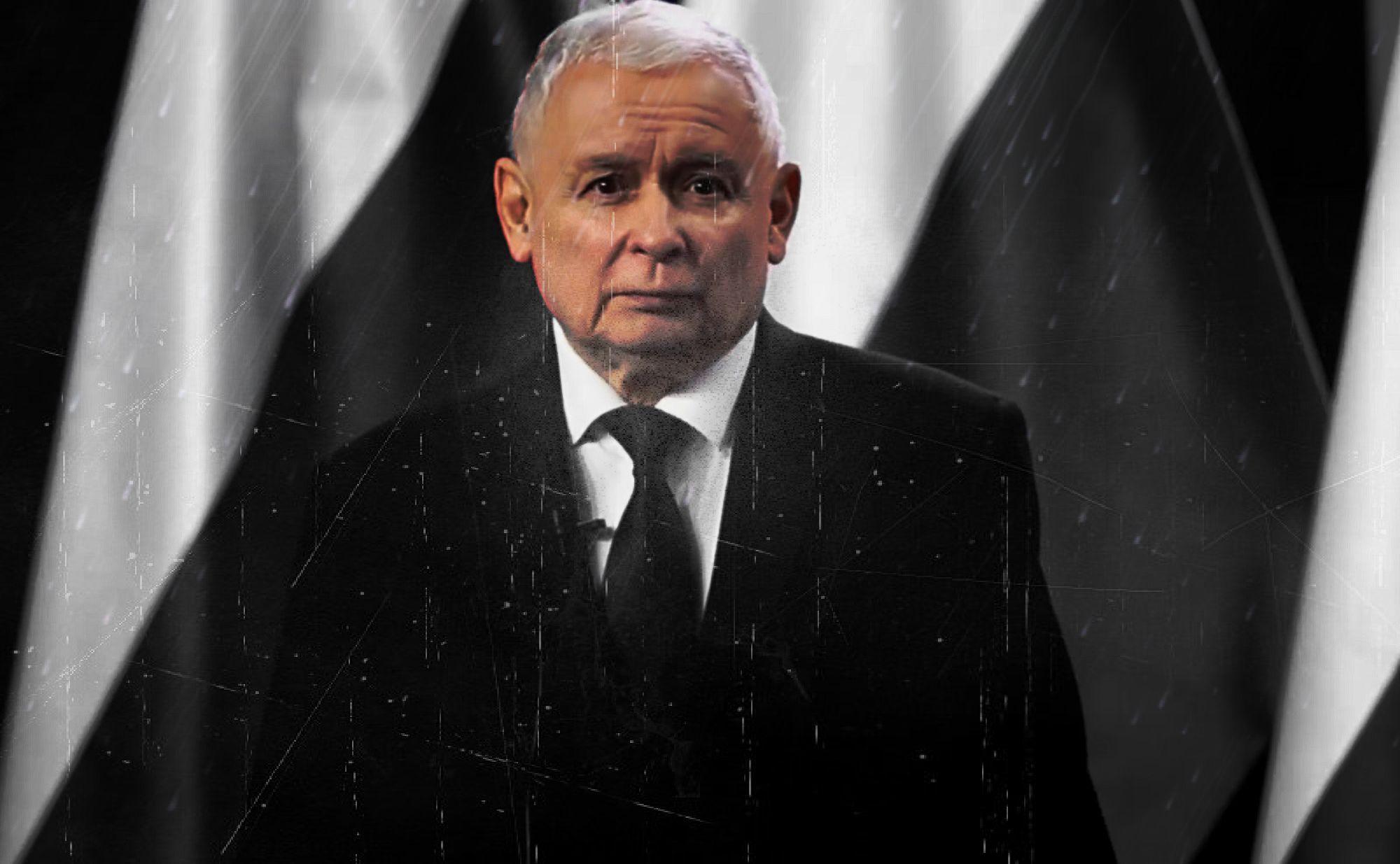 Oszaleli?! Kaczyński o włos od ŚMIERCI w Warszawie