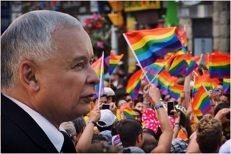 Światowy ewenement! PiS stworzy rejestr osób homoseksualnych i z depresją