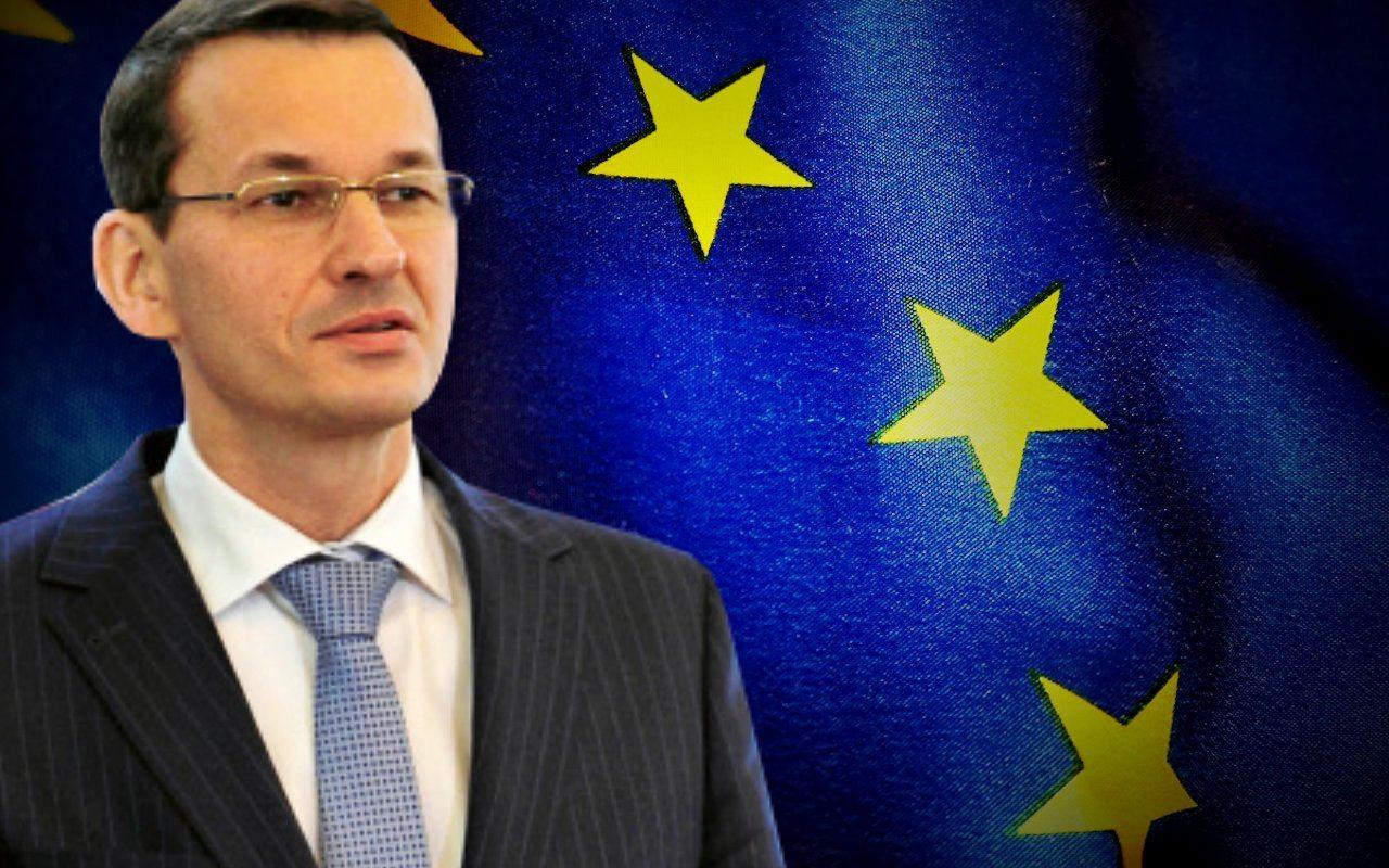 Pierwsza zagraniczna wizyta Morawieckiego. UE wściekła za te słowa