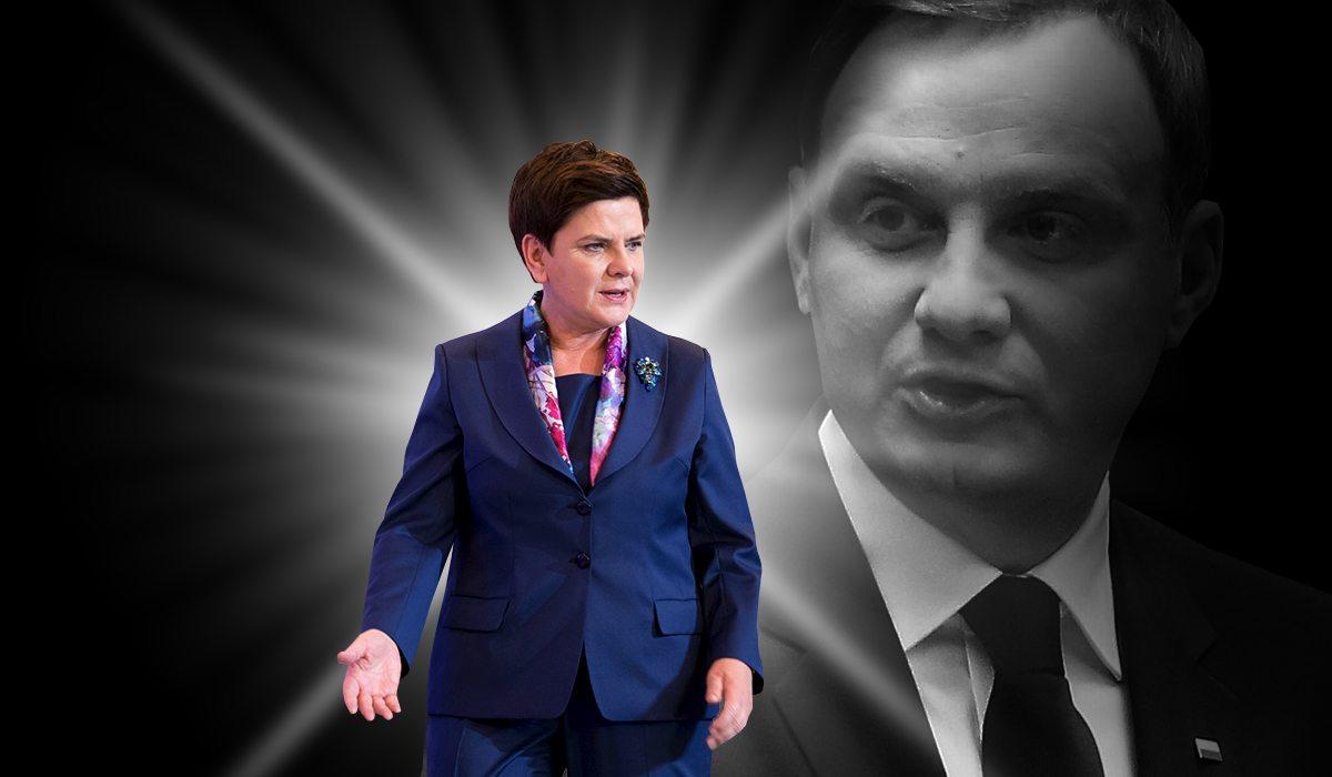 To już pewne: Szydło zastąpi Andrzeja Dudę!
