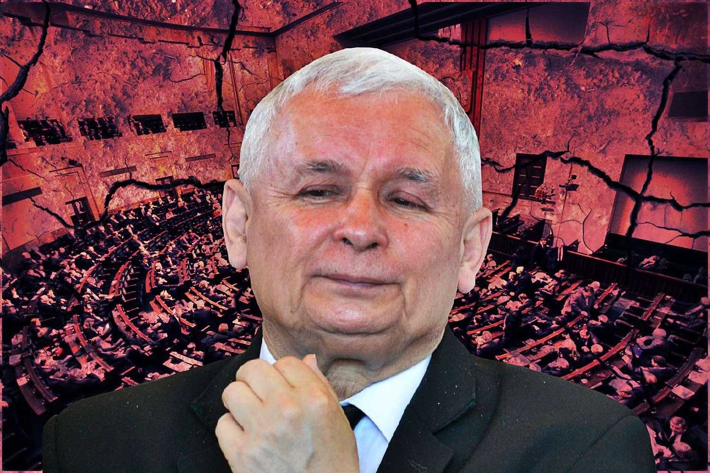 Lepiej usiądźcie! Sprawdzono drzewo genealogiczne Kaczyńskiego, jego krewnym jest...