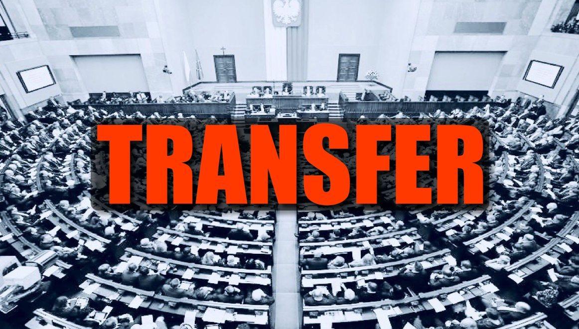 Hańba! Właśnie doszło do obrzydliwej zmiany partii w polskim parlamencie