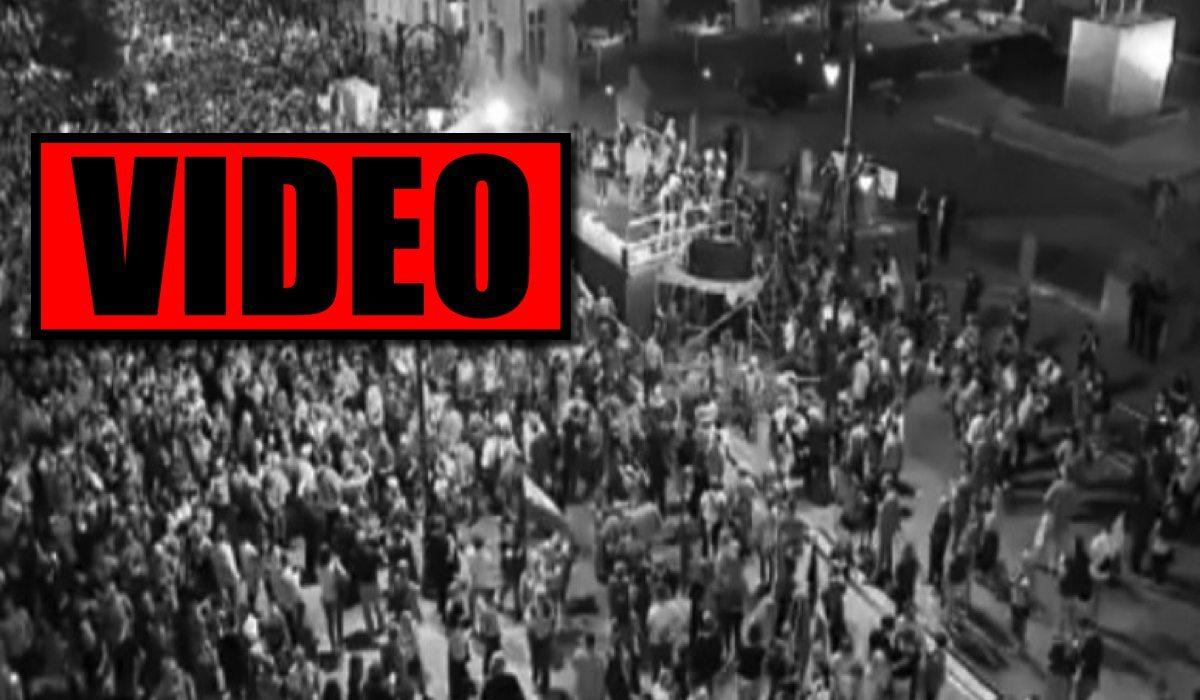 Prezydent ARESZTOWANY po ostrym przemówieniu! Opozycja już na ulicach