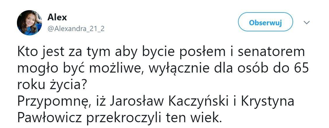 sposób na Kaczyńskiego i Pawłowicz
