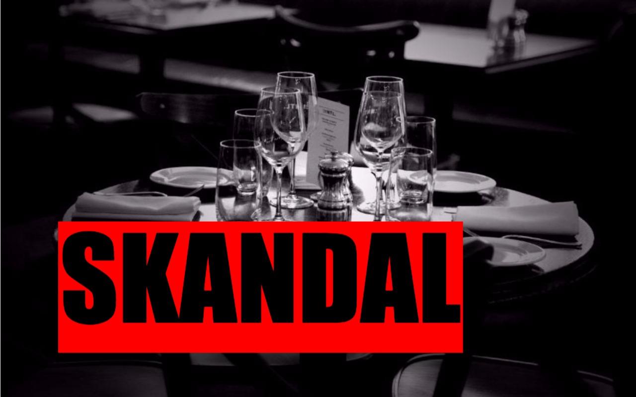 Skandal w znanej polskiej restauracji. Po tym, co pracownica zrobiła klientowi, zostanie ZWOLNIONA