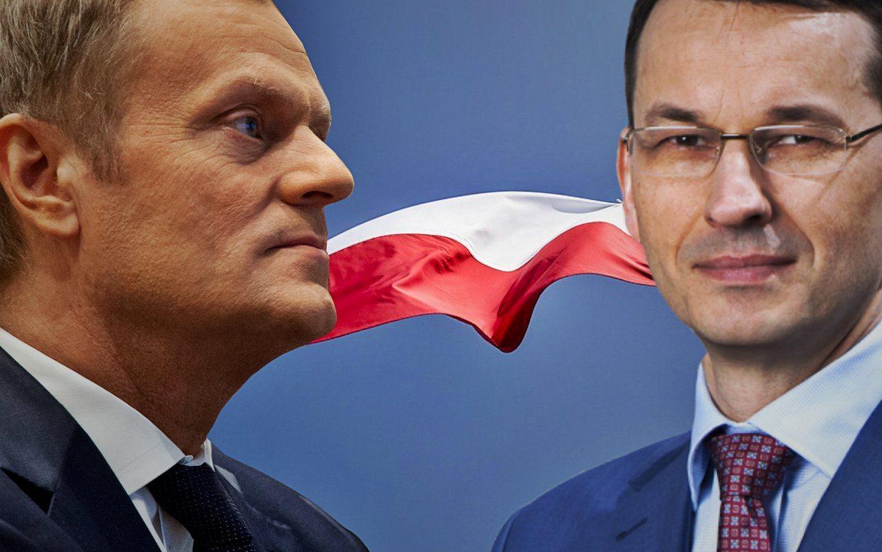 Sensacja! Znamy kulisy współpracy Morawieckiego z Tuskiem