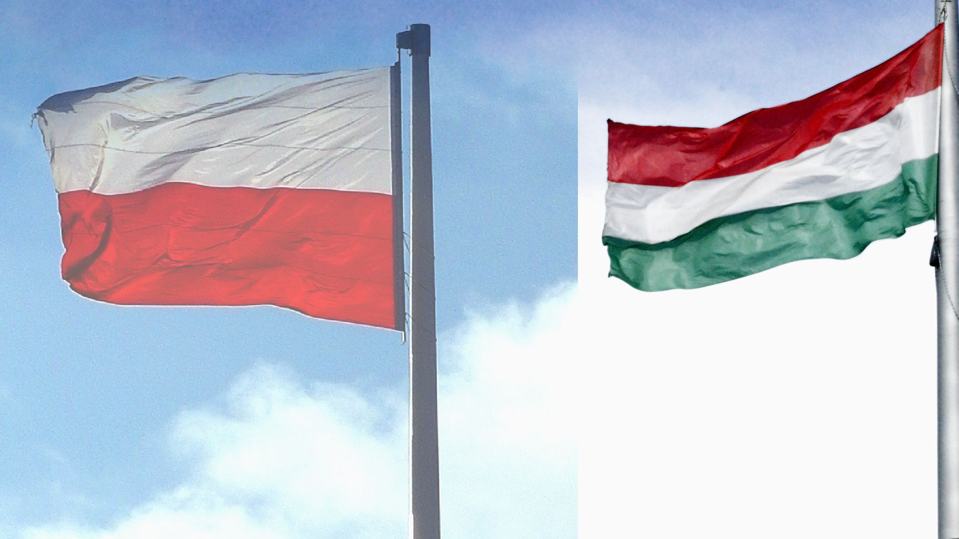 """Węgry wypowiadają UE wojnę! """"Obronimy Polskę!"""""""