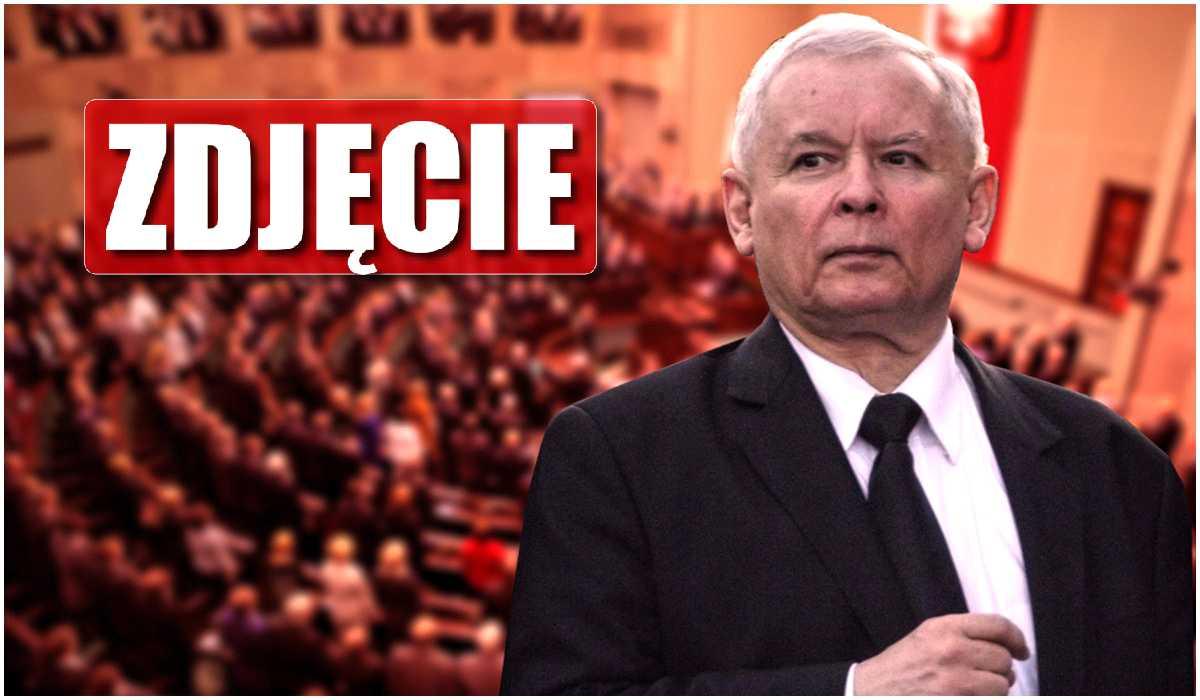 SZOK! Kaczyński ZNISZCZONY. Ujawniono właśnie, że...