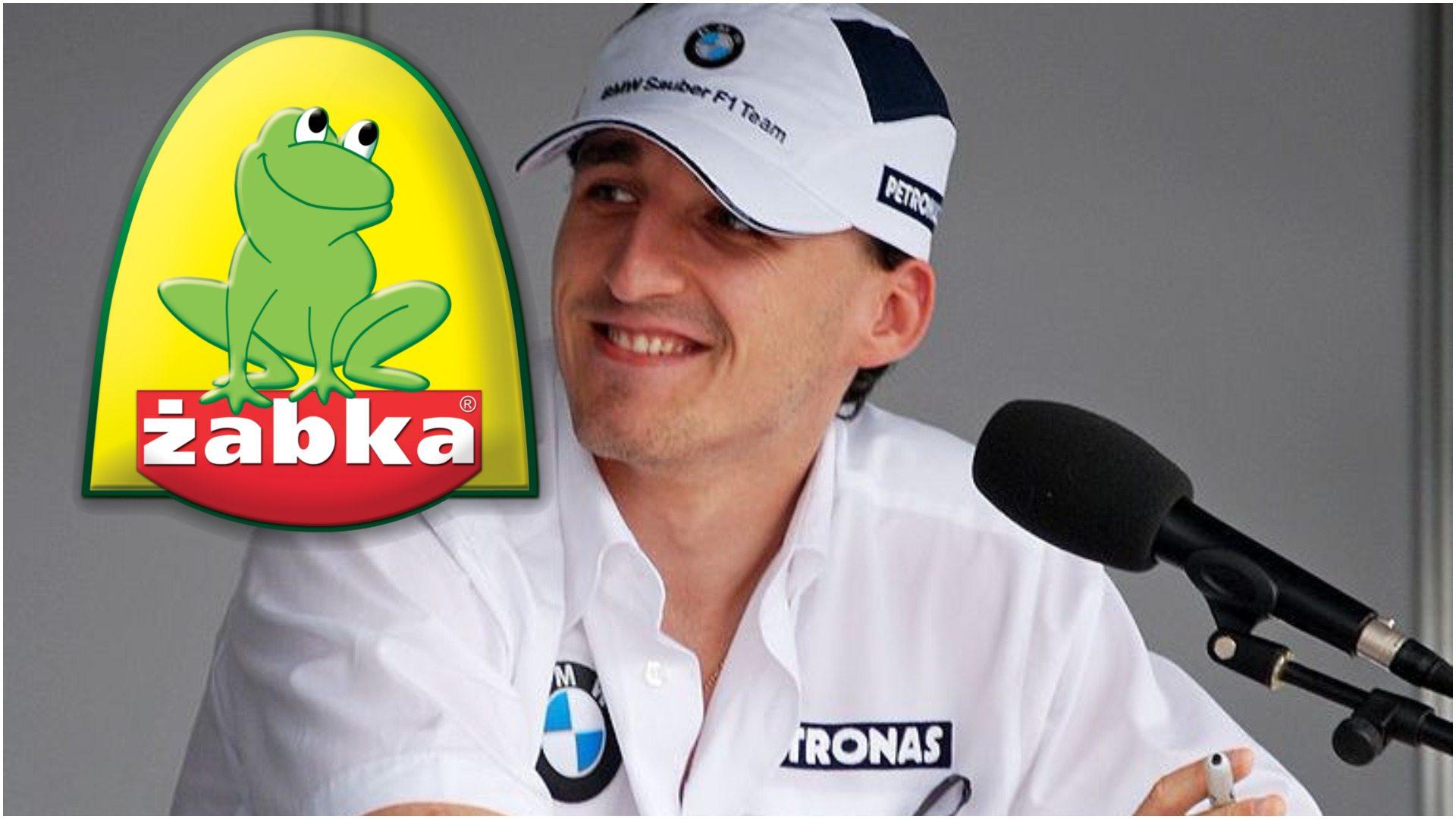 """Co za zwrot! Kubica jednak w F1, wszystko przez """"Żabkę"""""""