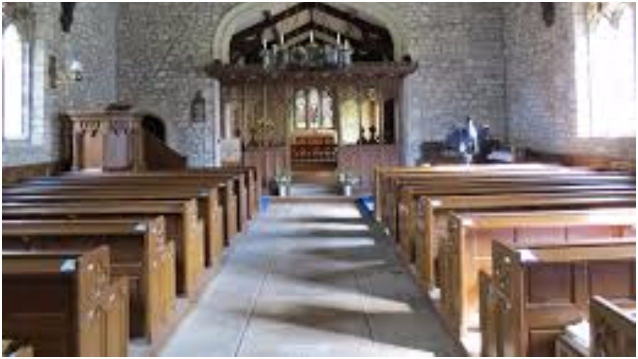 MAKABRA! 15-letni Damian zgwałcił w kościele staruszkę
