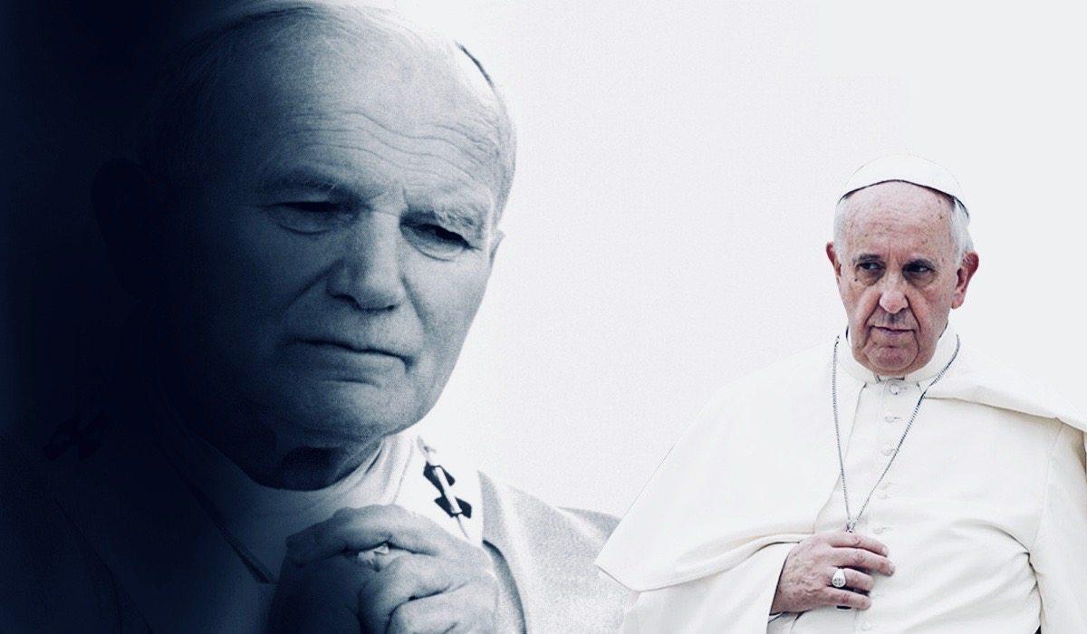Polakom odjęło mowę. Franciszek zaprzeczył słowom Jana Pawła II