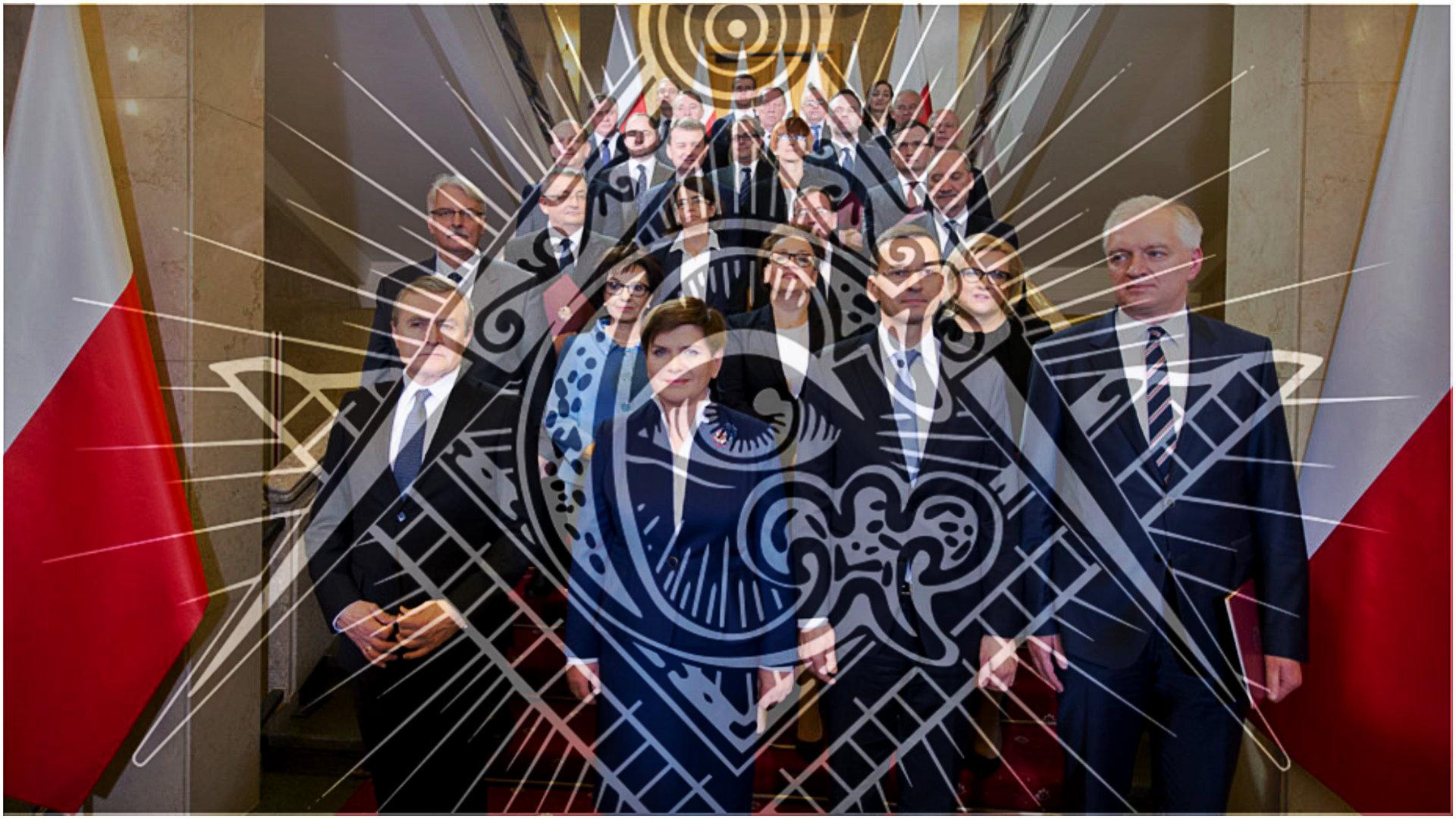 """Katolicka """"masoneria"""". Tajemnicza organizacja wpływa na polski rząd"""