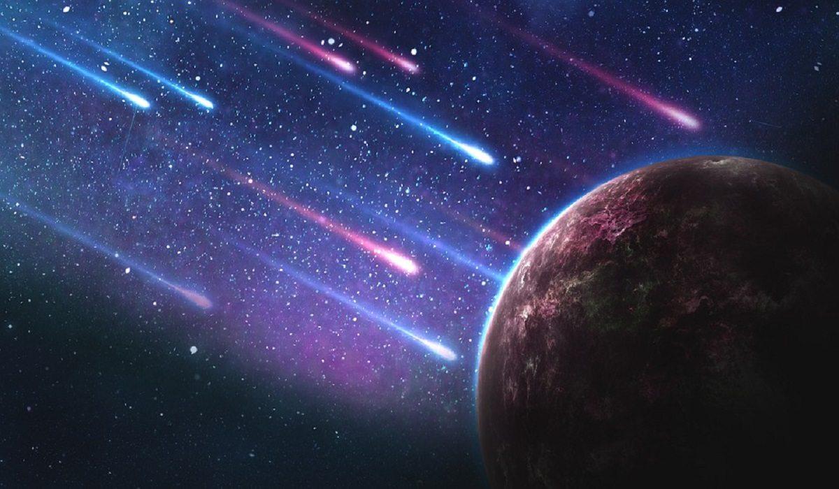 W Nowy Rok popatrzcie w niebo! Będzie się działo