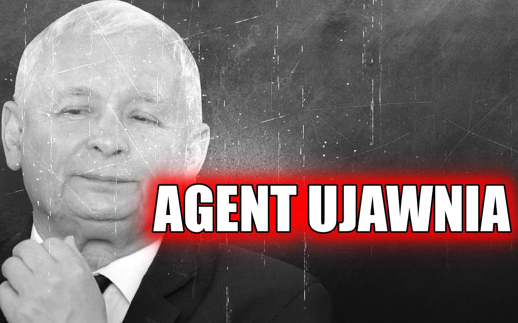 Agent wywrócił scenę! Szokujące informacje o Kaczyńskim ujawnione