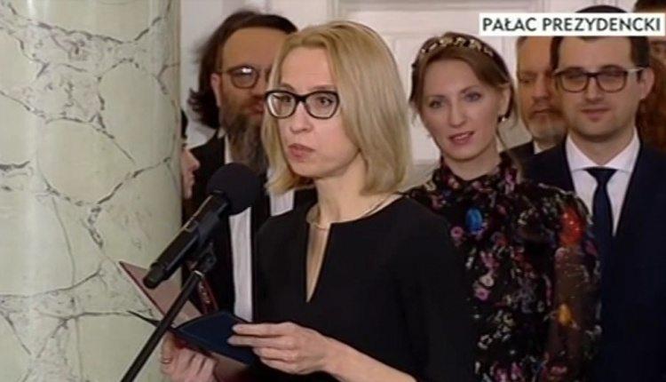 Minister PiS