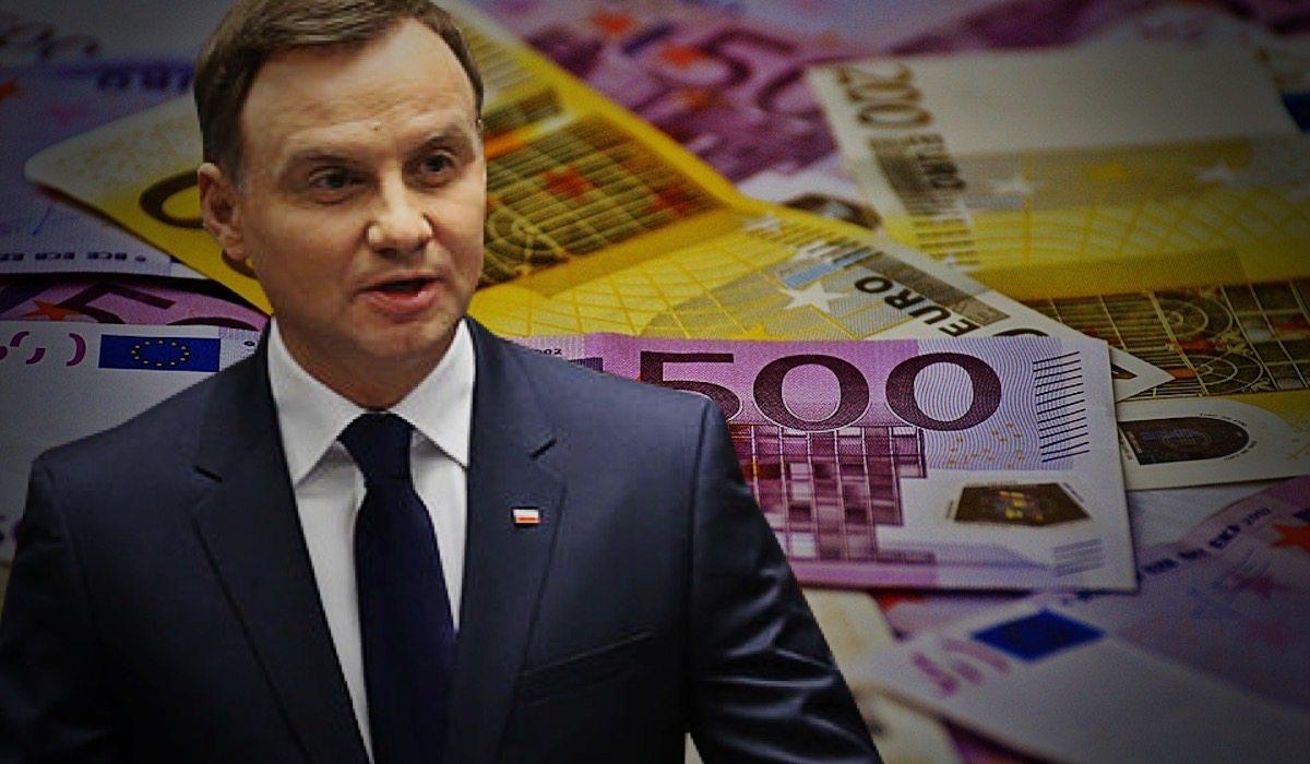 Euro w Polsce! Duda ujawnił, KIEDY wejdziemy do strefy