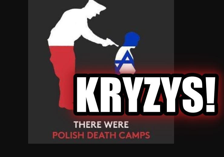 """Izrael oficjalnie ATAKUJE Polskę. """"Mordercy, polskie obozy śmierci"""""""