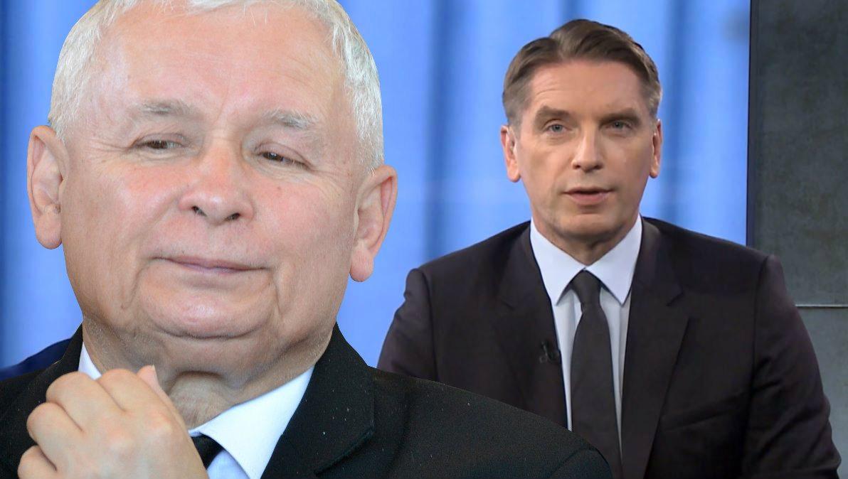 Co za zwrot! Tomasz Lis popiera Jarosława Kaczyńskiego